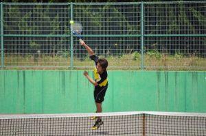 せどり テニス部